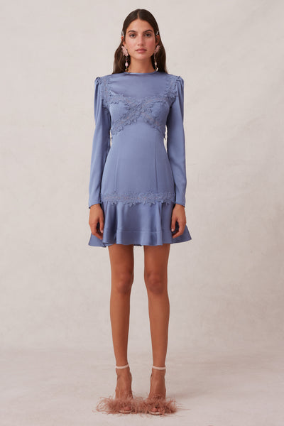 Keepsake The Label - Resound Long Sleeve Dress