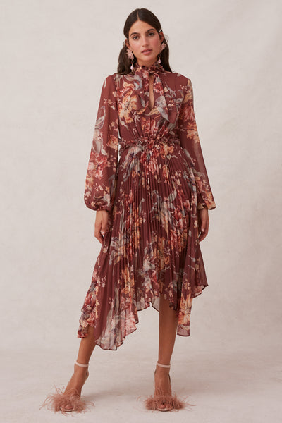 Keepsake The Label - Unravel Long Sleeve Dress