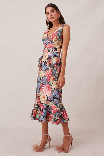 Keepsake The Label - Runaway Midi Dress