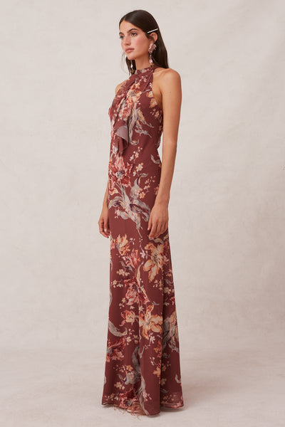 Keepsake The Label - Unravel Gown - Lalabazaar