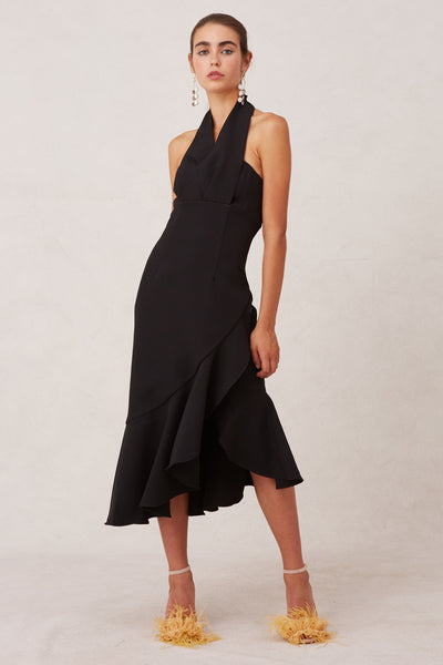 Keepsake The Label - Delight Midi Dress - Lalabazaar