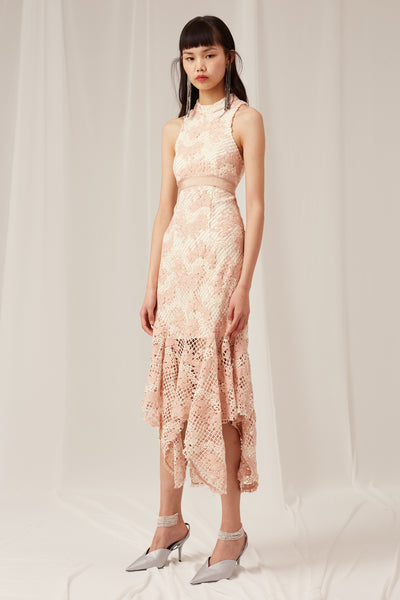 Keepsake The Label - No Air Lace Midi Dress