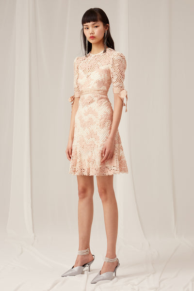 Keepsake The Label - No Air Lace Mini Dress