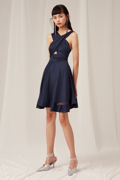 Keepsake The Label - In Knots Mini Dress - Lalabazaar