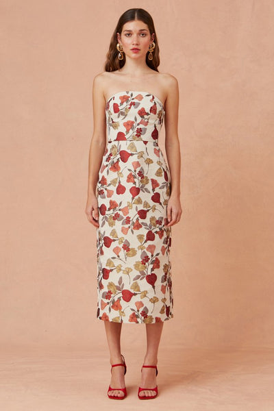 Keepsake The Label - Feel Good Midi Dress