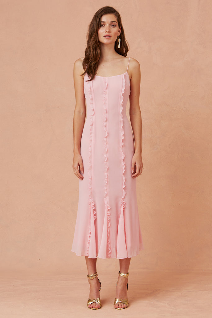 Keepsake The Label - Beloved Midi Dress