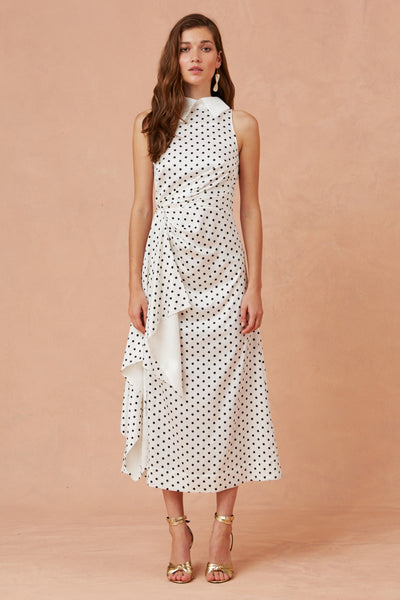 Keepsake The Label - Foolish Midi Dress - Lalabazaar