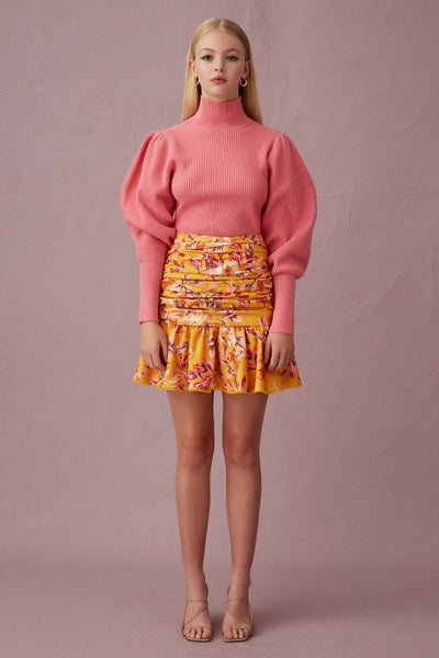 Keepsake the Label - Melody Knit sweater - bubblegum - sample
