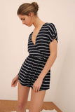 The Fifth Label - Captain Stripe Playsuit