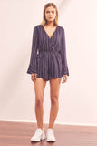 The Fifth Label - Coast Stripe Playsuit