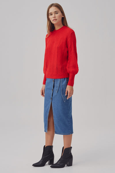 Finders Keepers The Label - Lightning Knit - Lalabazaar