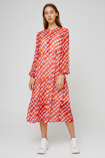 The Fifth Label - Pavillion Long Sleeve Dress