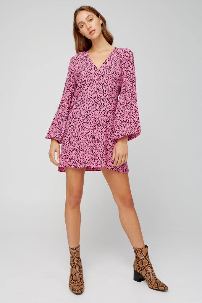 The Fifth Label - Seasons Long Sleeve Dress