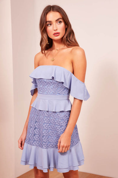 Finders Keepers The Label - Afterglow Mini Dress