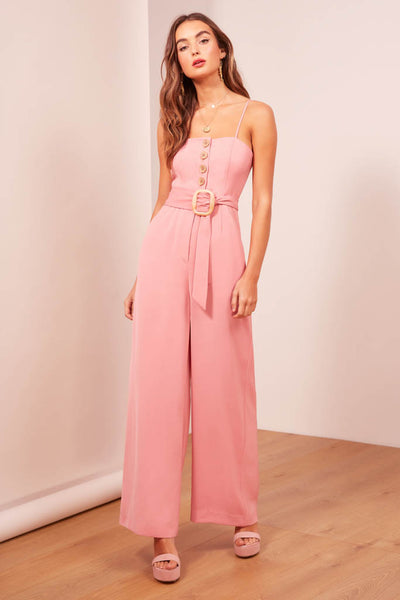 Finders Keepers The Label - Westway Jumpsuit - Lalabazaar