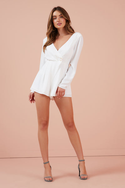 Finders Keepers The Label - Rae Playsuit - Lalabazaar