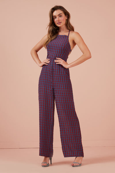 Finders Keepers The Label - Picnic Pantsuit - Lalabazaar