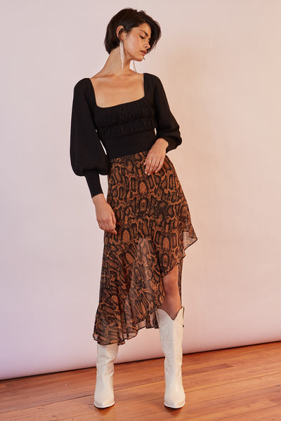 Finders Keepers The Label - Lana Skirt - Lalabazaar