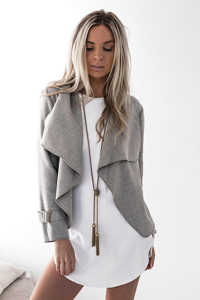 SNDYS - The MOSCOW CROPPED COAT - Lalabazaar