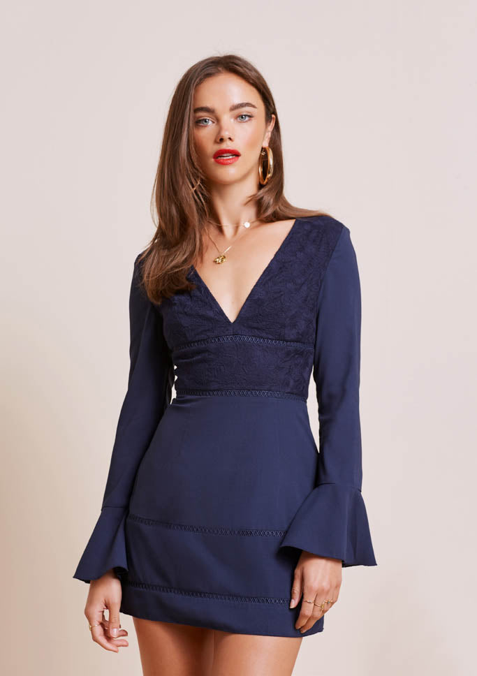 Finders Keepers The Label - Lunar Mini Dress - Lalabazaar