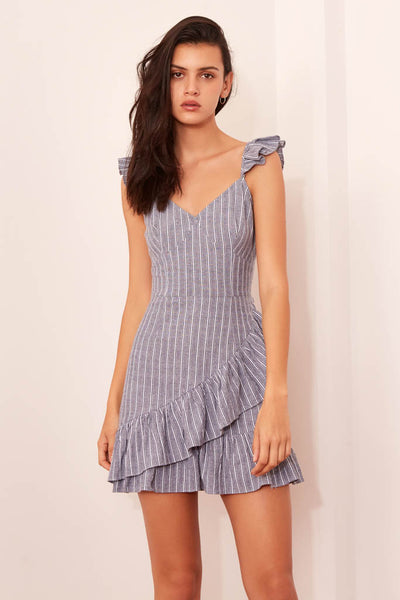 The Fifth Label - Pixel Stripe Dress