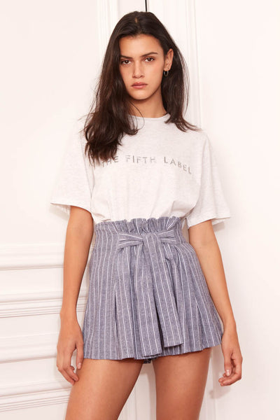 The Fifth Label - Pixel Stripe Short