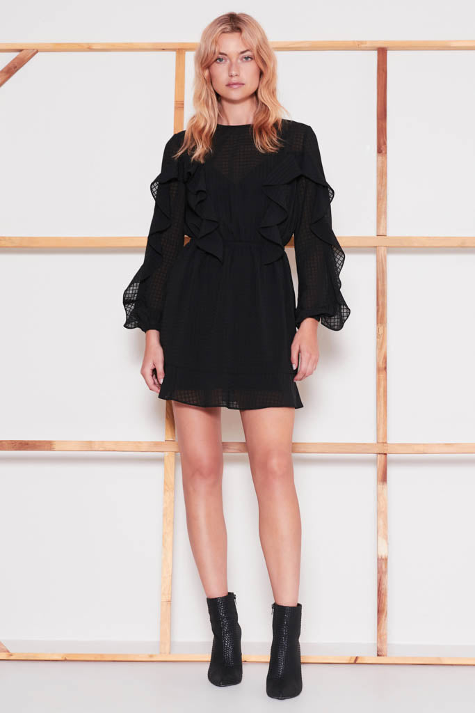 The Fifth Label - Window Long Sleeve Dress