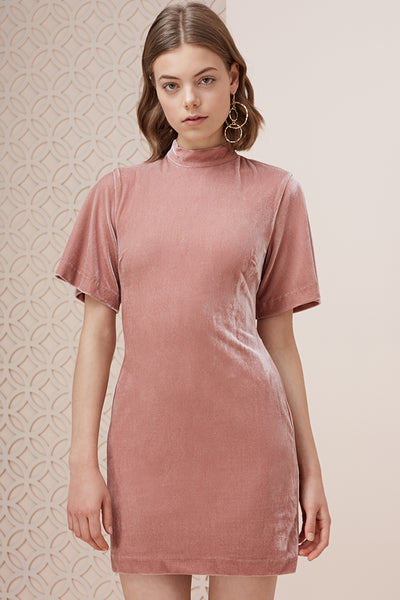 Keepsake The Label - Eventually Mini Dress - Lalabazaar