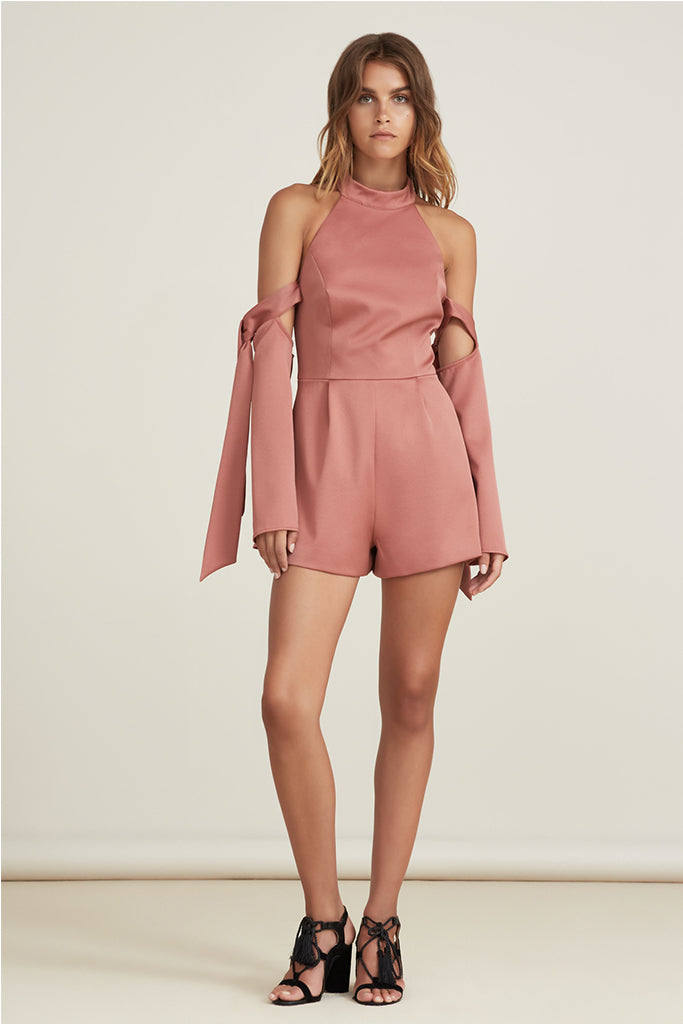 Finders Keepers The Label - Grouplove Playsuit