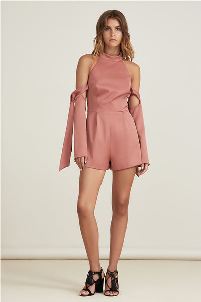Finders Keepers The Label - Grouplove Playsuit - Lalabazaar
