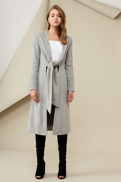 Finders Keepers The Label - Jovie Coat - Lalabazaar