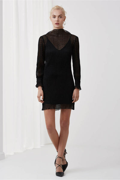 Keepsake The Label - She's Gone Long Sleeve Dress - Lalabazaar