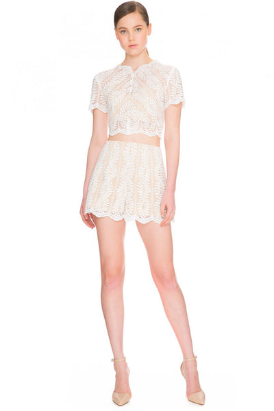 Keepsake The Label - Rhythm Lace Shorts