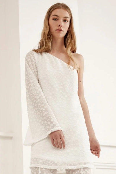 C/meo Collective - Static Space Long Sleeve Dress - Lalabazaar