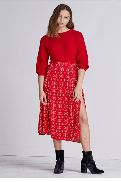 The Fifth Label - Return To Paradise Skirt