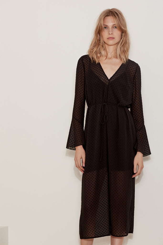 The Fifth Label - Sweet Memories Long Sleeve Dress