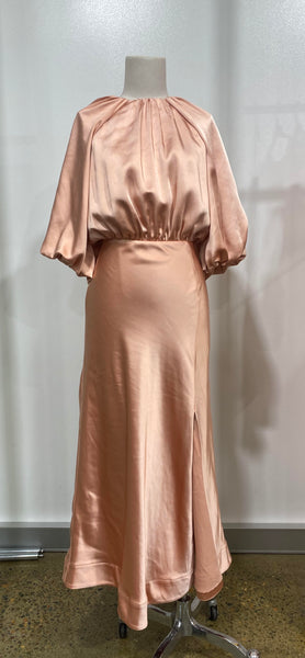 Keepsake The Label - Enlighten Gown - Apricot - Sample