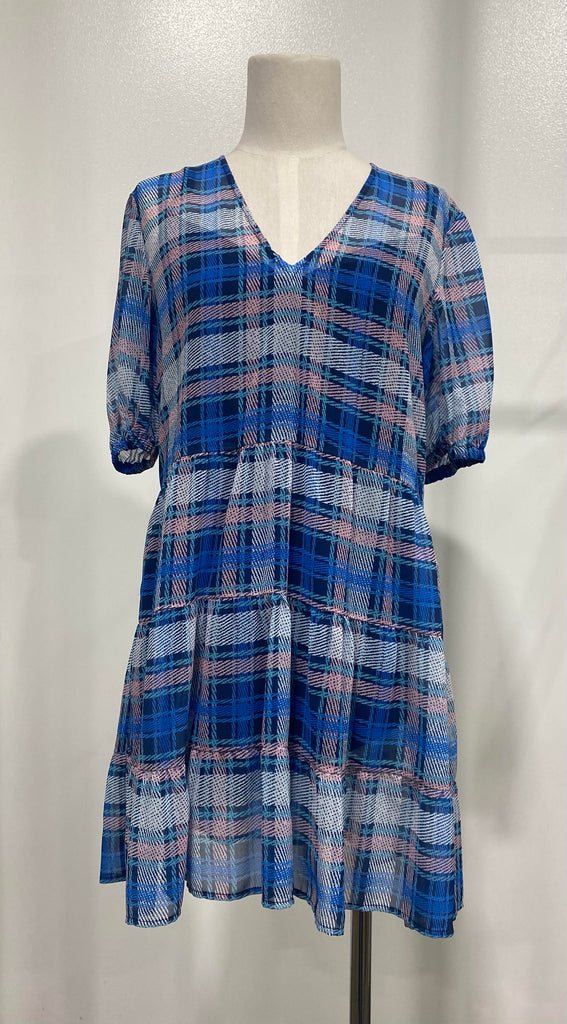 The Fifth Label - Ceremony Dress - midnight check - sample