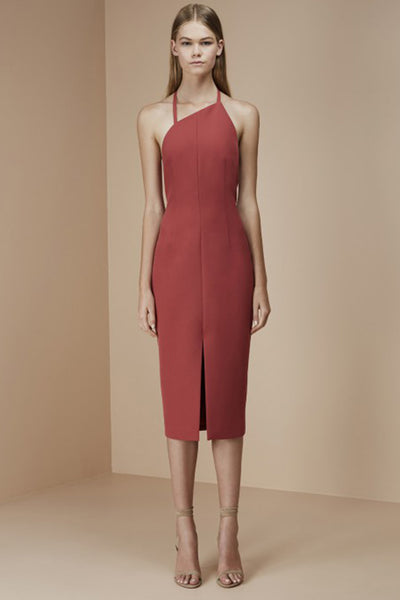 Keepsake The Label - Walk The Wire Midi Dress