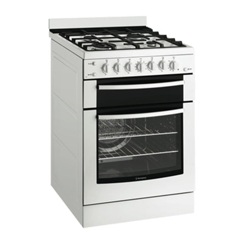 Westinghouse WFG617WALP Gas Upright Cooker - 60cm