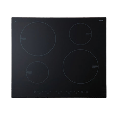Euro EN60ICB 60cm Ceramic Cooktop - Electric