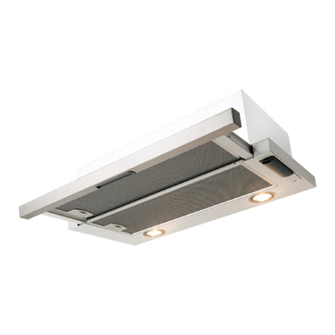 Euro Appliances ES3H60S 60cm Slideout Rangehood