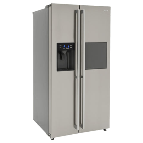 Euro ESBS567MSX 567L Side by Side Fridge