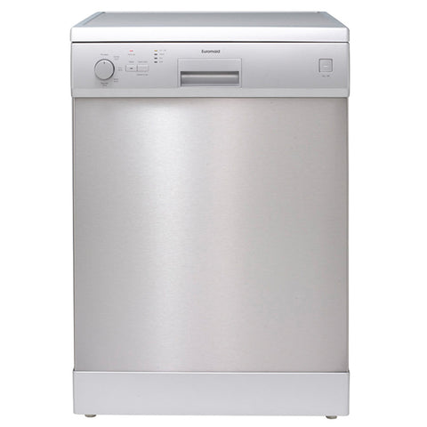 Euromaid DR14S 60cm Freestanding Dishwasher