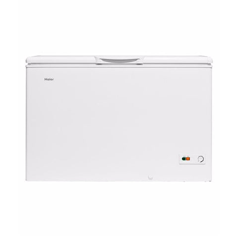 Haier HCF324WH 324L Chest Freezer