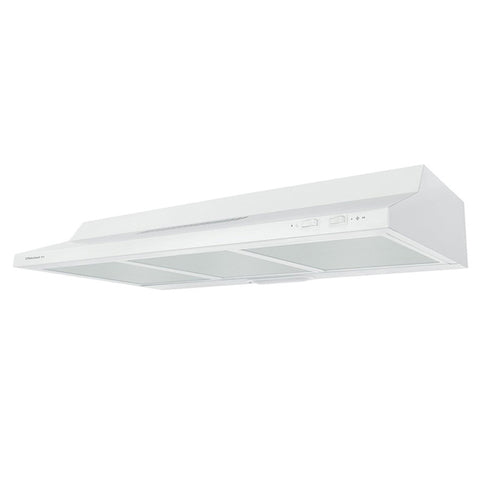 Robinhood RCA2AI9WH 90cm Fixed White Compact Rangehood