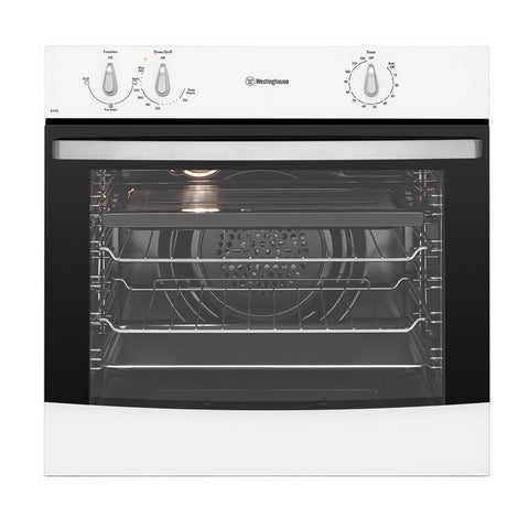 Westinghouse WVG613WLP 60cm Gas Oven