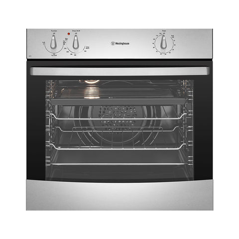 Westinghouse WVE613S 60cm 3 Function Electric Single Oven