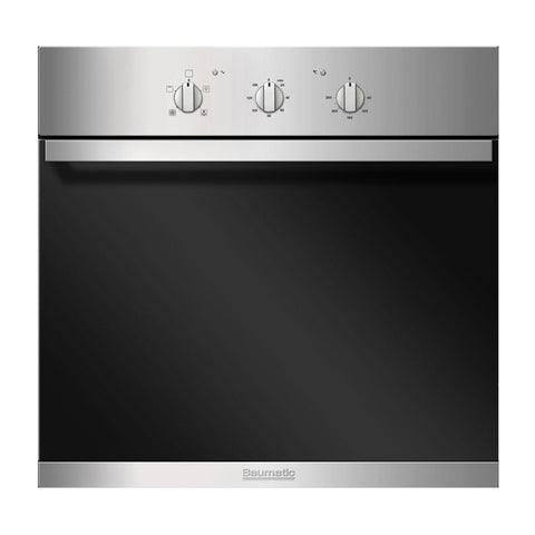 Baumatic BS6FS 60cm Stainless Steel Oven