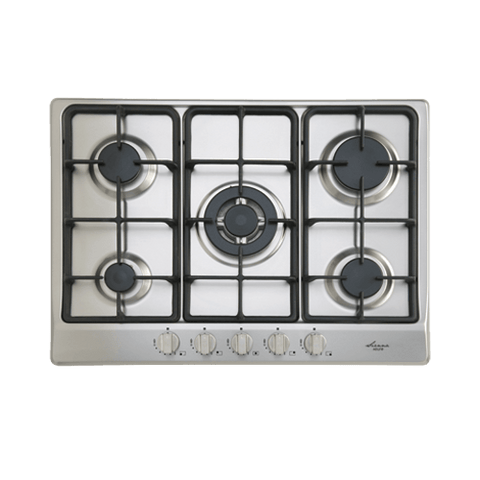 Copy of Euro EGZ70CTFGSXS 70cm Gas Cooktop